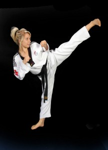 Tae Kwon Do - NadiaBecker
